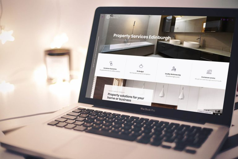 Property Improve Kitchen Designers new website