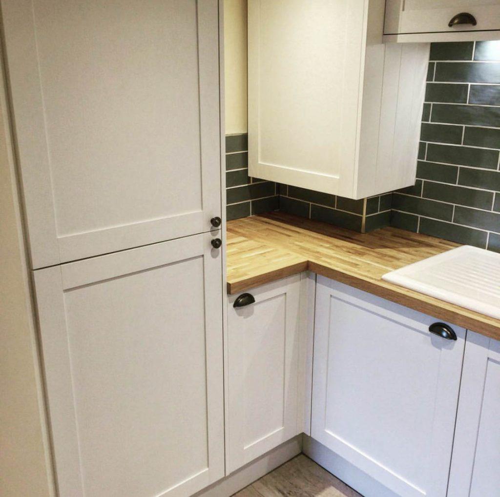 Property Improve Kitchen Designers new kitchen storage
