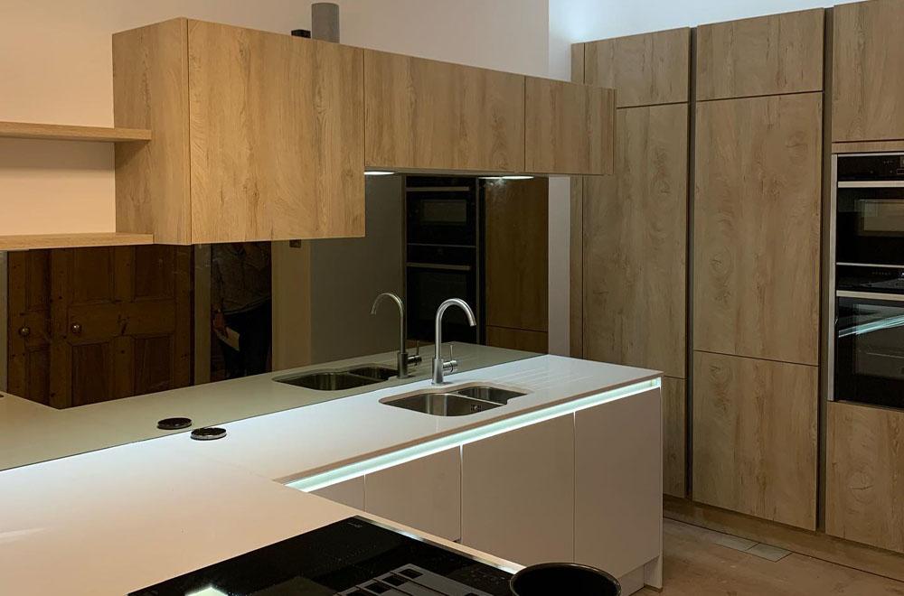 German Kitchen Property Improve