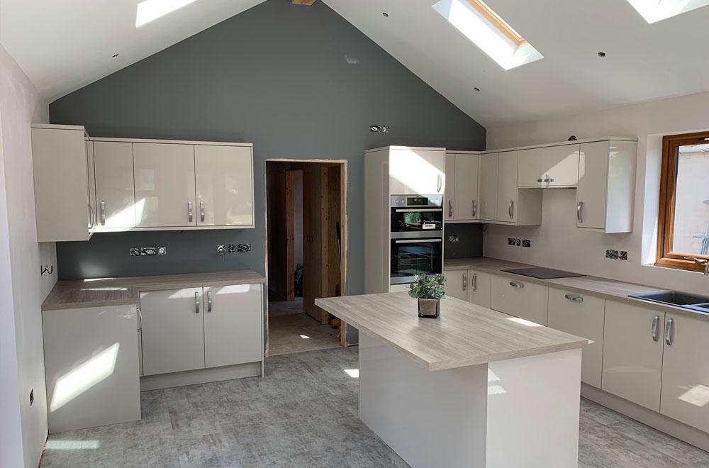 Modern Kitchen Property Improve