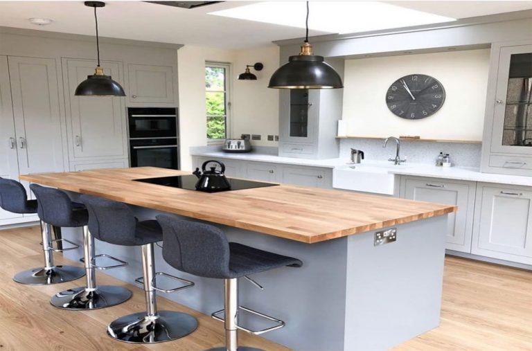 New Kitchen Property Improve