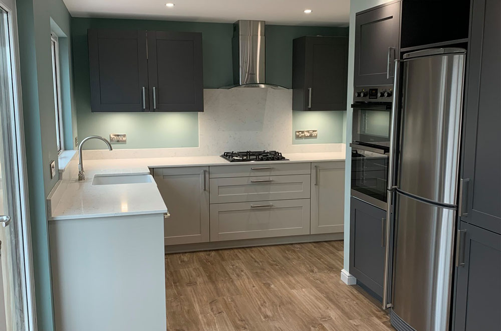 Tradtional Kitchen Property Improve